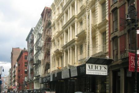 Sexto dia, visitando los barrios emblematicos de Nueva York