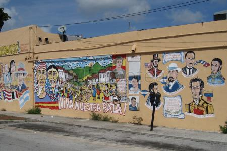 Segundo dia:@Little Havana, Museo Histórico del Sur de Florida, @Bayside Marketplace, @Parrot Jungle Island