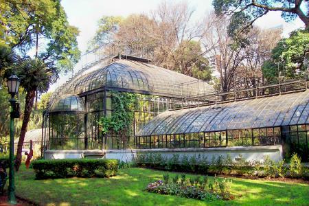 Dia 3:@Recoleta, Museo Nacional de Bellas Artes, @Palermo, y el Jardín Botánico