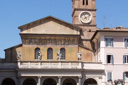 Tercer dia @Ciudad del Vaticanoy Trastevere
