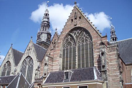 Primer dia en Amsterdam