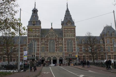 Segundo dia en Amsterdam, visitando museos