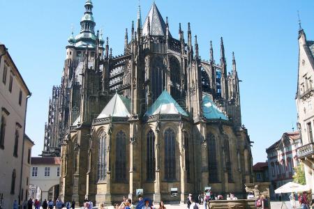 Primer día conociendo Praga: Castillo de Praga,Catedral de San Vito y @Puente de Carlos