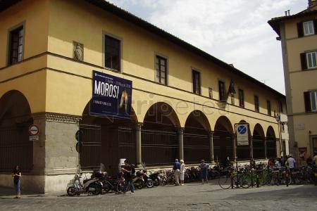 Galería de la Academia de Florencia - @Plaza de la Señoría - Iglesia de Santa Croce