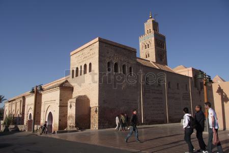 Dia 1 desde la Mezquita de la Koutoubia hasta el Zoco