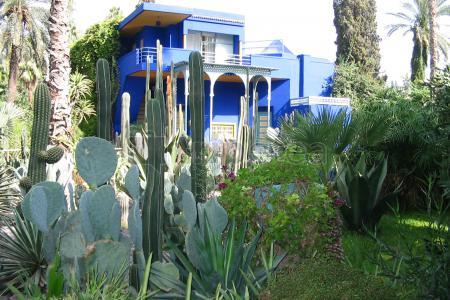 Dia 2: Jardines Majorelle, Gueliz, El Palmeral, El Zoco, yPlaza de Jamaa el Fna