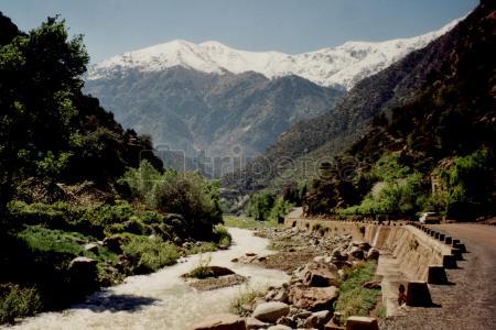 Dia 3: Valle de Ourika, Curtidurias, Hammam, Plaza Jemaa el Fna