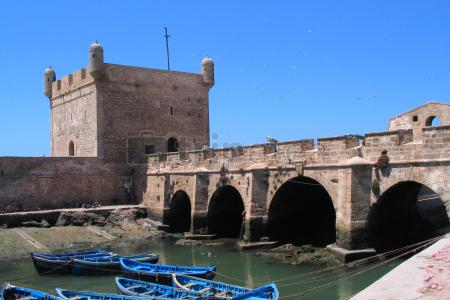 Cuarto dia por la ciudad pesquera de Essaouira