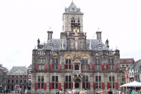 Rotterdam, Delft, La Haya