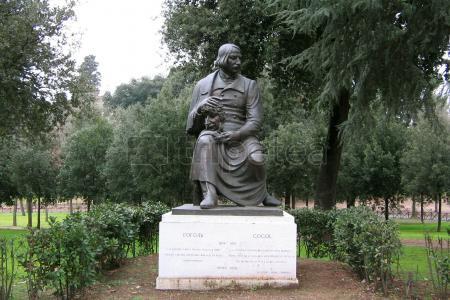 Termas de Caracalla y@Villa Borghese
