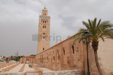 Itinerario del primer dia en @Marrakech