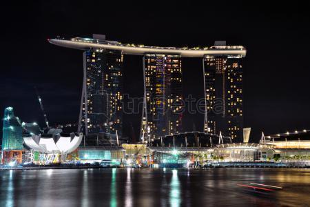 Primer dia, conociendo @Singapur