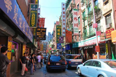 Tercer dia:@Chinatown@Pequeña Italia,@SoHo,@Tribeca y@Puente de Brooklyn