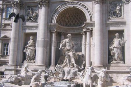 Despidiéndonos de Roma