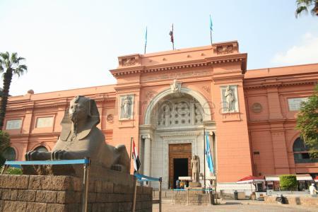 Visitando el Cairo
