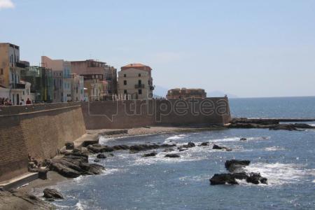 Quinto día conociendo la famosa localidad de@Alguer