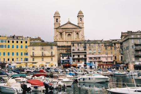 Comenzando el viaje por@Bastia