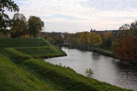 Itinerario por Palacio Amalienbrog, Kastellet, Museo Nacional y Palacio Rosenberg