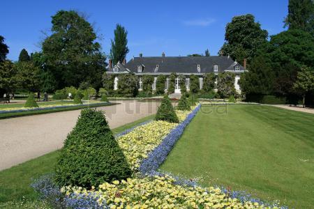 El Jardín de las Plantas y el Valle del Sena