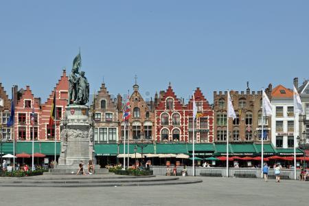 @Brujas: Plaza Markt y centro
