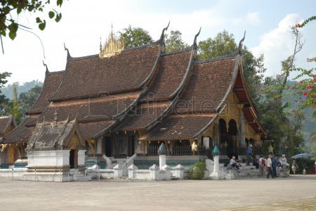 Continuamos por@Luang-Prabang